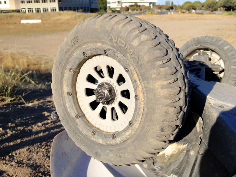 La Sierra Tires >> Trevor Simpson case reed - RCLargeScale