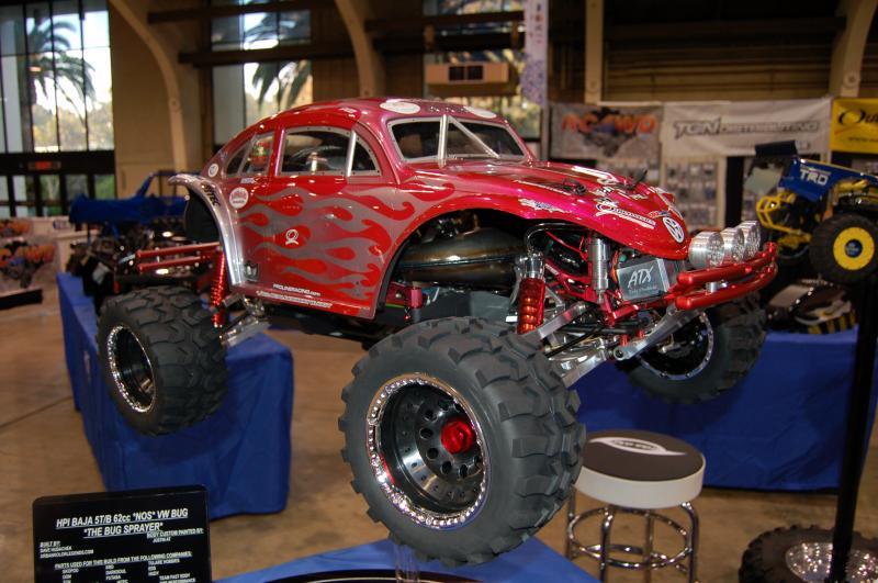 Bug Sprayer 62cc :: 2010 HPI Baja 5T - RCLargeScale