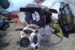 2012 losi 5ive-T Engine & Exhaust
