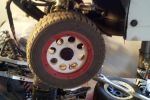 2012 losi 5ive-T Wheels and Tires