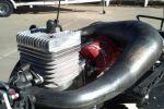 2013 HPI baja/Losi 5ive trophy truck Engine & Exhaust