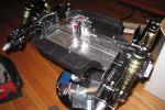 2013 AJA/Losi Buggy Drivetrain & Chassis