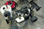 2013 AJA/Losi Buggy Engine & Exhaust