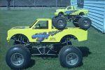 1995 Custom built 1/5 scale monster truck