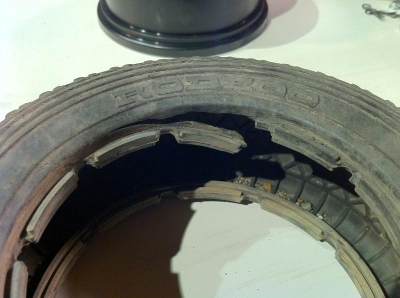 ripping rear tire rclargescale